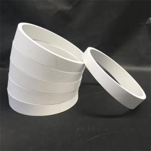 China High wear resistance lsostatic pressed alumina ceramic protection pipe alumina ceramic tube on sale