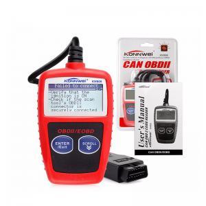 China KONNWEI KW806 Car Code Reader Car Diagnostic Code Scanner Car Diagnostic Tool Auto Scan Tool on sale