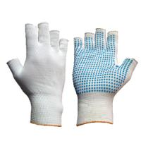 Buy cheap pvc dots canvas working glove product