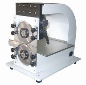 Buy cheap モーターを備えられた前記録された PCB の分離器機械/小さい PCB セパレーター product