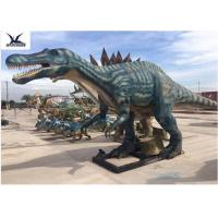 Buy cheap Playground Jurassic Park Animatronics Dinosaur Cases Realistic Large Dinosaurs product