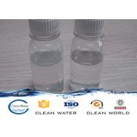 Buy cheap A/B Agent clear liquid with light blue Coagulant for paint fog Recirculating water flocculant Textile printer Flocculant product