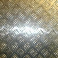 Buy cheap 600 - 1800a Q235, Q345 antiskid decorative stainless Diamond steel checkered plate  product