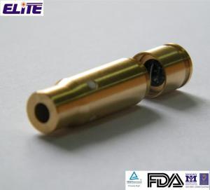 FDA a certifié la balle en laiton de laser de mesure du calibre 12 pour la formation de tir