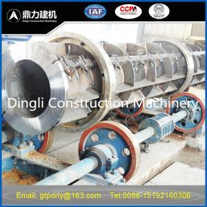 Buy cheap concrete electric pole making machine product