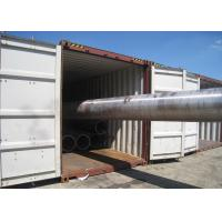 Buy cheap 6'' 168.3mm Cold Drawn Seamless Pipe Carbon Steel Boiler Tube ASTM A106 product
