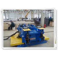 Buy cheap 3D Adjustable Hydraulic Fit Up Rotator for Wind Tower Production Line product