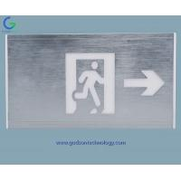 Buy cheap Emergency Lighting Products Emergency Exit Sign GS-ES5 with Ni-Cd Battery for Emergency Use product