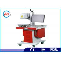 Buy cheap Metal Engraving Co2 Laser Marking System High Speed Digital Scanner product
