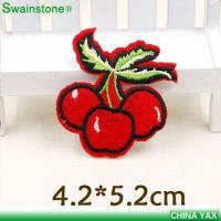 Buy cheap China manufacturer hotfix embroidery patch,wholesale China embroidery hotfix patch product