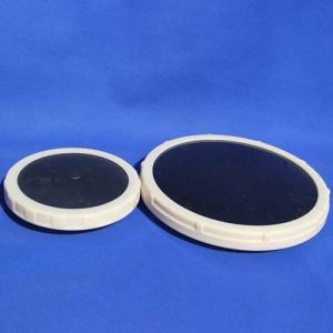 Buy cheap 340mm Silicone Membrane EPDM Diffuser For Water Treatment Disc Diffuser product
