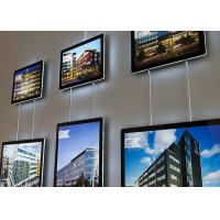 Buy cheap Real Estate Window Digital Signage 24 Inches Low Power Wall Mounted Type product