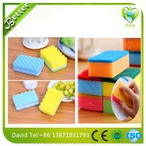 Buy cheap special sponge pad,sponge scouring pad,sponge scourer/Good quality sponge scourer product