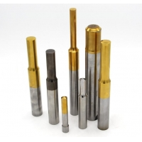 Buy cheap High Accuracy Mirror Polished carbide Mould Die Punch Pins from wholesalers