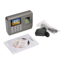 Buy cheap Factory Directly Sell Arabic 2.8 inch TFT fingerprint recognition Time Attendance Equipment with EXCEl reports product