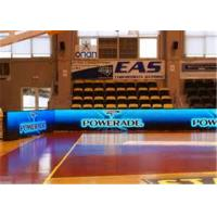 Buy cheap Basketball Ground P6 Indoor Full Color LED Screen LED Perimeter Boards With CE / ROHS product