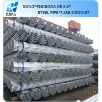 Buy cheap Hot dipped galvanized steel tube China supplier made in China product
