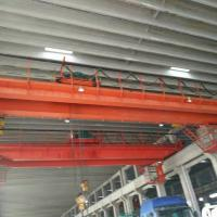 Buy cheap World Widely Sold Wireless Radio Remote Control Double Girder Overhead Crane with Low Price product