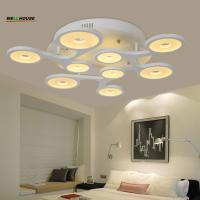 Buy cheap Remote control Living room bedroom modern led ceiling lights luminarias para sala dimming led ceiling lamp deckenleuchte product