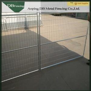 Canada Prefab Temporary Fence Panels Factory