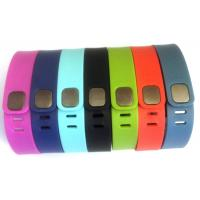 China Navy Black Slate Teal Red Green Purple Band + Clasps For Fitbit Flex /No TrackerNavy Black on sale
