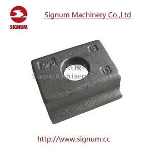 Buy cheap Cerque a braçadeira para a construção da estrada de ferro/braçadeira Railway do trilho da braçadeira KPO clamp/KPO do trilho dos prendedores product