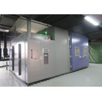 Buy cheap 500kg Walk - In Stability Chamber For Computer Telecommunication Systems Rapid Change Temp product