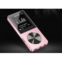 China Aluminum Alloy Portable MP3 Player MP4 Comes With Memory Lyrics Variable Speed Repeat E- Book on sale