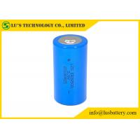 China ER26500 C Size disposable Battery 3.6V 8500m Li-SOCl2 Single Use Batteries on sale