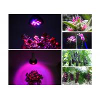 Buy cheap Agricultural 27W Affordable Led Grow Lights , Grow Tent Horticultural Indoor Plant Grow Lights product