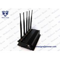 Buy cheap Desktop 11W Mobile Phone Signal Jammer High Power product