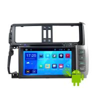 Buy cheap Android 4.4.4 System Autoradio for Toyota Land Cruiser Prado 150 Car Stereo DVD from wholesalers