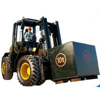 Buy cheap 3.5t Diesel Engine Forklift Truck product