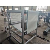 Buy cheap Melt Spraying Blown Cloth Non Woven Fabric Making Machine / Equipment Low Noise from wholesalers