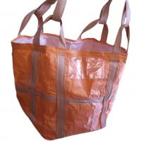Buy cheap Factory  Virgin PP Woven FIBC Bags for Bulk Cargo/ Chemical/ Gravel Mining/ Building Material/ Garbage product