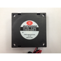Buy cheap 0.556 M3/Min PBT PWM Controlled Fan from wholesalers
