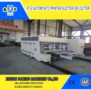 Buy cheap Bafle constante de la máquina de fabricación de cartón de la aprobación del CE 40m m alimentador grueso del borde de ataque from wholesalers