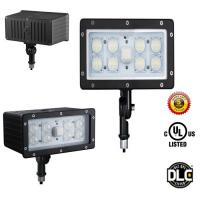 Buy cheap AC100-277V 5 Years Warranty 45W Outdoor LED Flood Light LED Security UL DLC product