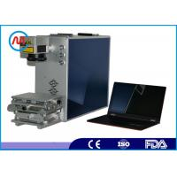 Buy cheap Small Metal Laser Marking Machine , Auto CAD Jewellery Laser Marking Machine product