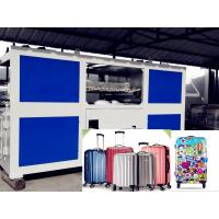 Buy cheap Suitcase / Luggage Making Machine / Fully Auto Type Vacuum Forming Machine (Left And Right Type) product