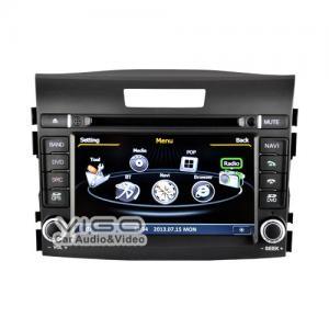 Buy cheap Honda Sat NAV DVD CRV CR-V IN Dash GPS Navi Honda Sat DVD Multimedia C111 product