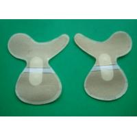 China Gray Physiotherapy Tens Electrode Pad, Special Nose Tens Unit Electrode Pads, Certificated Tens Unit Pads on sale