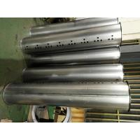 Buy cheap Corrugated Roofing Sheet Rolling Metal Forming Process , Sheet Metal Fabrication Process product