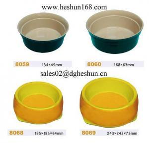 Buy cheap Bacia da melamina para o animal de estimação product