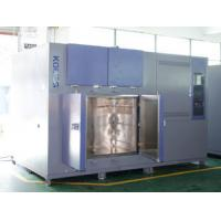 Buy cheap 2250L 3 Zone Thermal Shock Test Chamber With Double Door Steel Paint Wall Material product