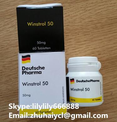 stanozolol tablets usp