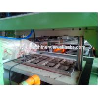 Buy cheap Low Noise Paper Egg Tray Machine , Egg Box Making Machine Paper Apple Tray Making product