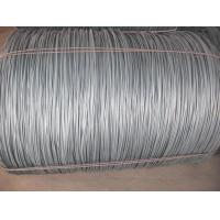 Buy cheap 5.5mm 6.5mm 12mm Stainless Steel Wire Rod For Making Bed Spring Wire product