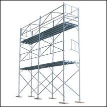 China partes del sistema del andamio de la aleación de aluminio wholesale