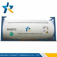 Buy cheap R407C Refrigerant Replacement For R-22 ISO9001 ROSH Approved product